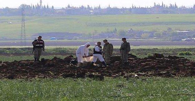 Suriye'den Yayladağ'a top mermisi atıldı