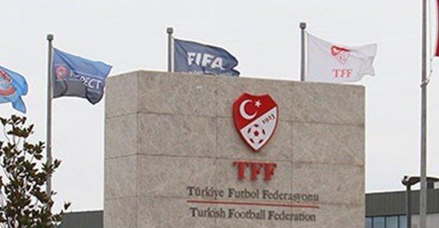 TFF 6 takımın 3 puanını sildi