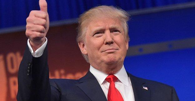 ABD başkan adayı Trump: Kürt silahlı güçlerinin büyük hayranıyım