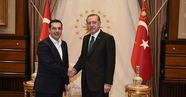 Tsipras ve Erdoğan bir araya gelecek