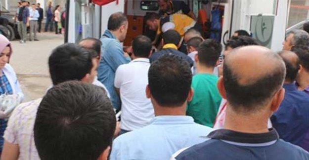 Urfa'da polise silahlı saldırı