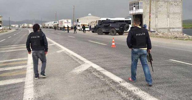 Van'da patlama: 6 asker hayatını kaybetti