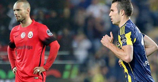 Van Persie ve Sneijder'a kötü haber