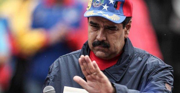 Venezuela Devlet Başkanı Maduro: Üretimi durduran fabrikalara el koyun