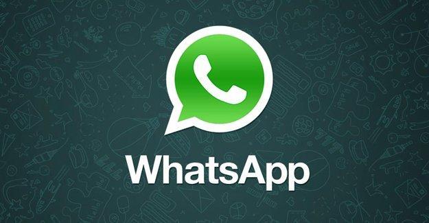 WhatsApp'a 'Snapchat' özelliği geldi
