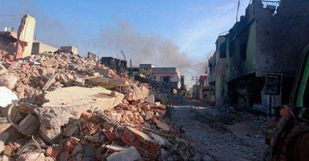 HDP'li Buldan: Nusaybin'deki 36 sivil tahliye edildi