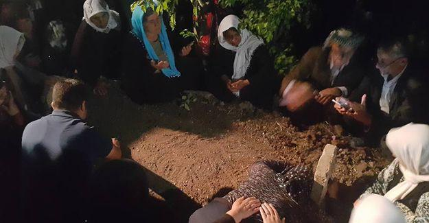 Yılmaz Encü'nün cenazesi Roboski'de toprağa verildi