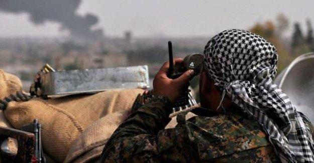YPG: Türkiye ve IŞİD Kobani'ye, cihatçı gruplar ise Şeyh Maksut'a eş zamanlı saldırdı