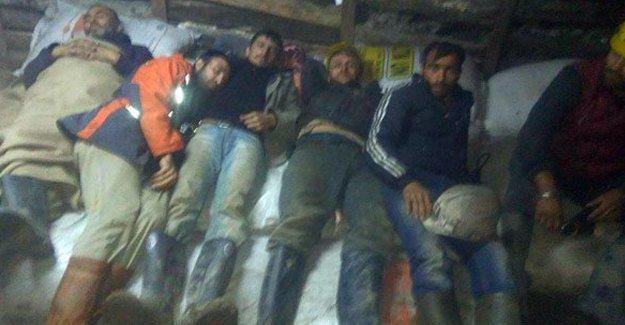 Zonguldak'taki madencilerin açlık grevi devam ediyor