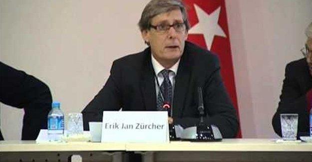 Zürcher, Türkiye'den aldığı 'şeref madalyası'nı Erdoğan'ı protesto için iade ediyor