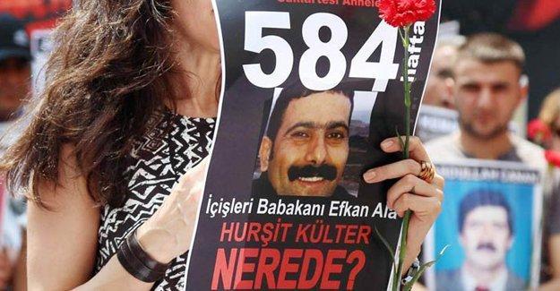 23 gün oldu; Hurşit Külter nerede?