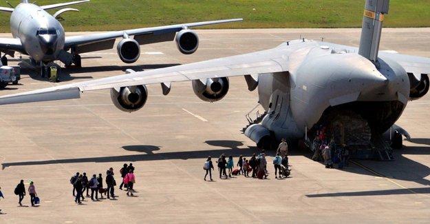 ABD'den askeri ve diplomatik personel yakınlarına Türkiye yasağı