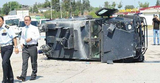 Adana'da bir polis daha yaşamını yitirdi