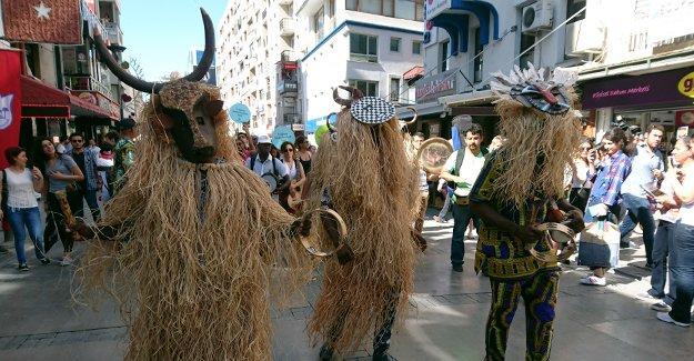 Afro-Türkler 10. Uluslararası Dana Bayramı'nı kutluyor