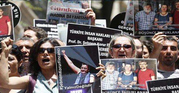 Almanya'dan tutuklamalara tepki: Basın özgürlüğünün baskı altına alınmasının sorumlusu Erdoğan