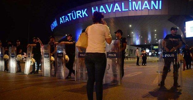 Atatürk Havalimanı'ndaki saldırıya dünyadan tepkiler