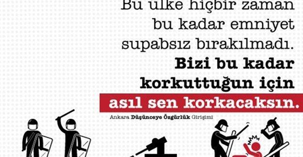 Aydınlardan bildiri: Erdoğan Rejimi ülkeyi korkunç bir sona götürüyor