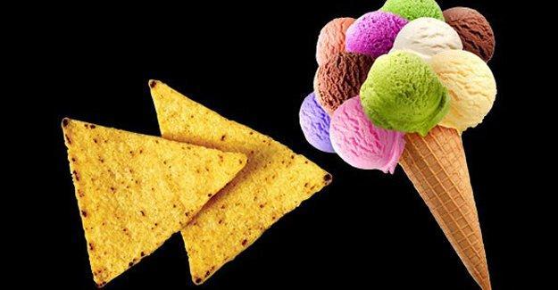 Bakanlık: Dondurma ve cipsin dinen helalliği şüpheli