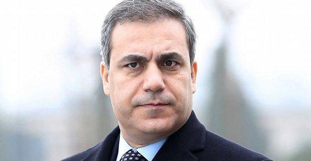 Başbakanlık'tan Hakan Fidan açıklaması
