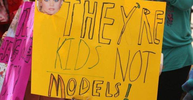 Belçika'da 'çocuk güzellik yarışması' yasaklandı
