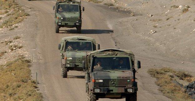Bitlis'te patlama: 1 asker hayatını kaybetti