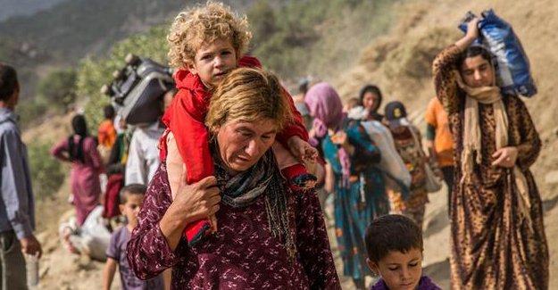BM: IŞİD'in Ezidilere soykırımı sürüyor