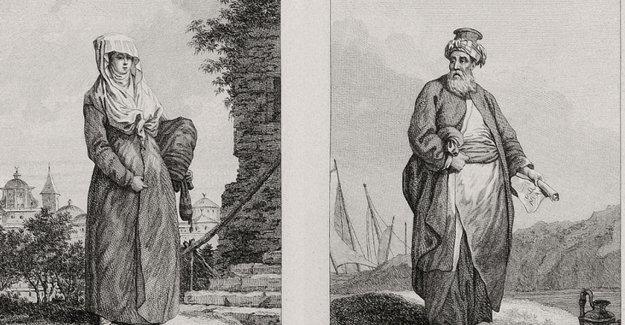 Boşanmak için Müslüman olan Yahudi kadınlar