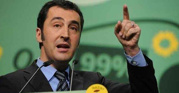 Cem Özdemir: Benim kökenimde Enver, Talat paşa değil, Ermenileri koruyan Kütahya valisi var