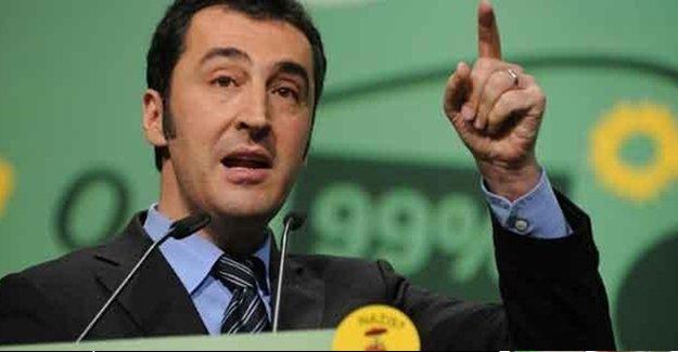 Cem Özdemir'den Erdoğan'a 'kan' yanıtı