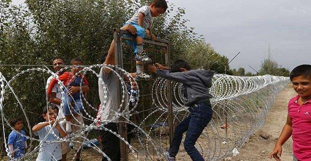 """""""Suriyelilere öncelikle mülteci statüsü verilmeli"""""""