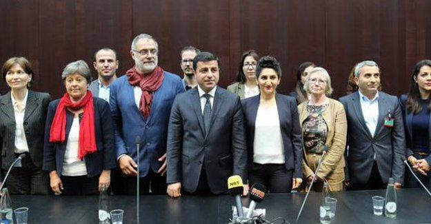 Demirtaş: Erdoğan katliam yapıyor, AB'den ses çıkmıyor