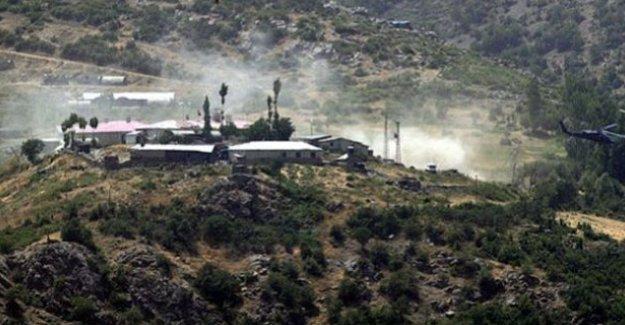 Dersim'de Jandarma Komurtanlığı'na ikinci saldırı