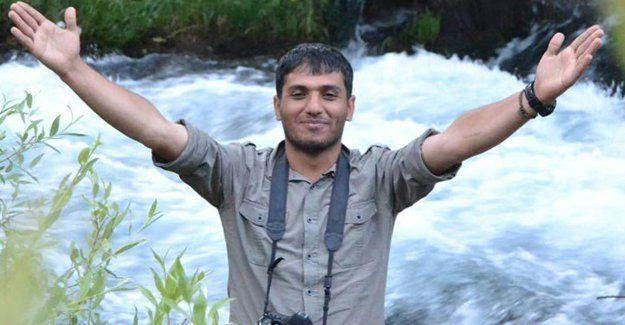 DİHA muhabiri Nedim Oruç tahliye edildi