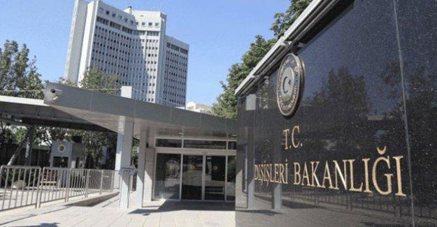 Çavuşoğlu: 2'si büyükelçi 88 kişinin ilişiği kesildi