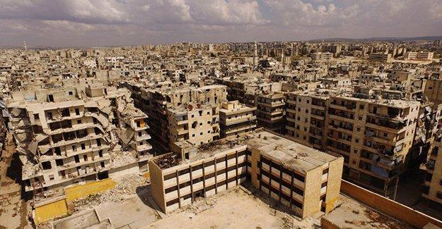 El Nusra Şeyh Maksud'a saldırdı: 8 ölü