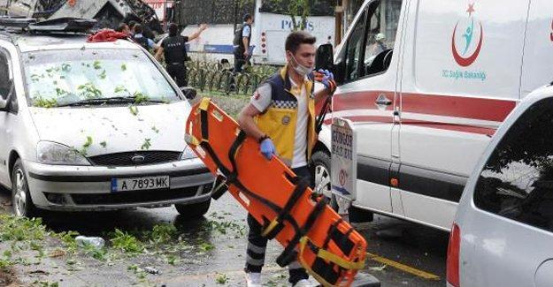 Erdoğan'dan Vezneciler'deki saldırıya ilişkin açıklama