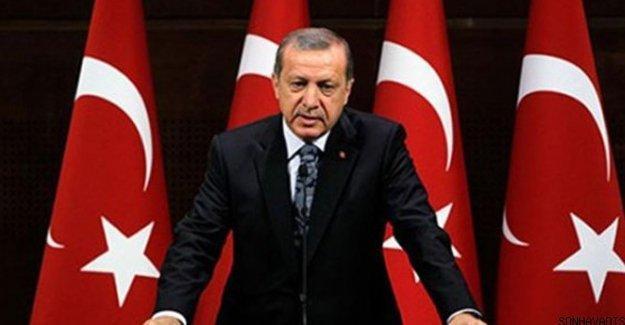 Cumhurbaşkanı Erdoğan'dan Meclis'e iç tüzük talimatı