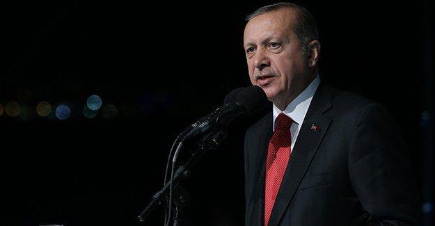 Erdoğan: DAİŞ denilen terör örgütünün tek hedefi İslam'a zarar vermek
