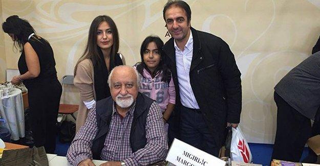 Ermeni yazarla fotoğraf çekilen hakime soruşturma
