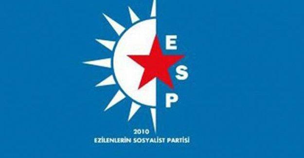 ESP operasyonu: 8 kişi tutuklandı