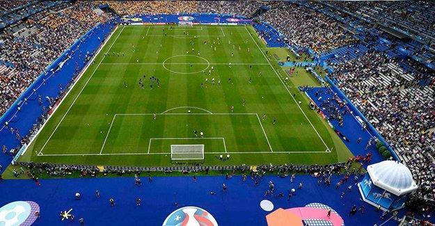 EURO 2016'da bomba ihbarı