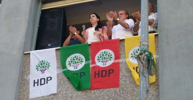 Figen Yüksekdağ: HDP demokratik mevzidir