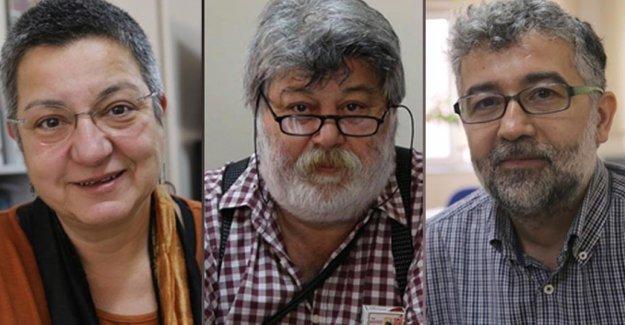 Tutuklu yayın yönetmenleri için 'Özgürlük Nöbeti' başlıyor