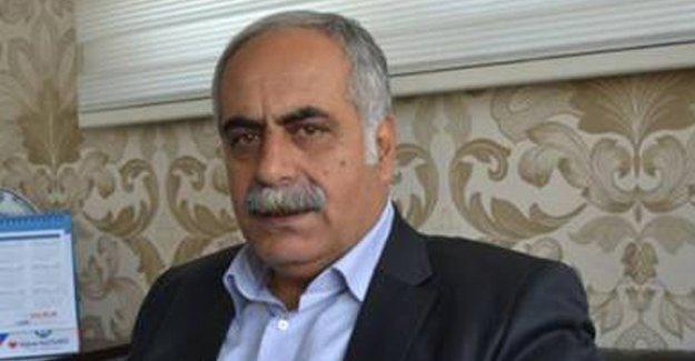 Gercüş Belediyesi Eş Başkanı görevden alındı