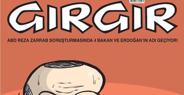 Gırgır: Beni Türk savcılarına emanet ediniz