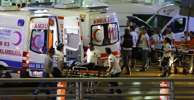 Havalimanı saldırısında ölü sayısı 44'e çıktı