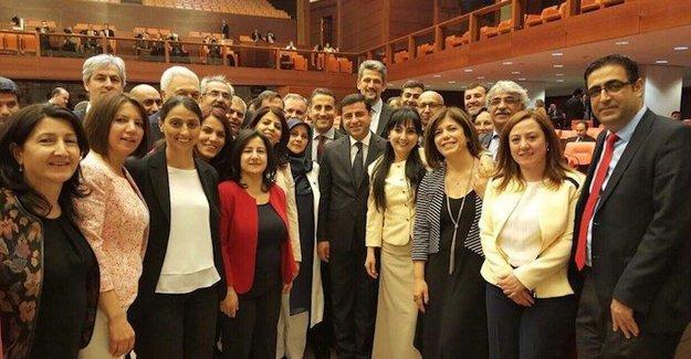 HDP'den ortak dokunulmazlık savunması
