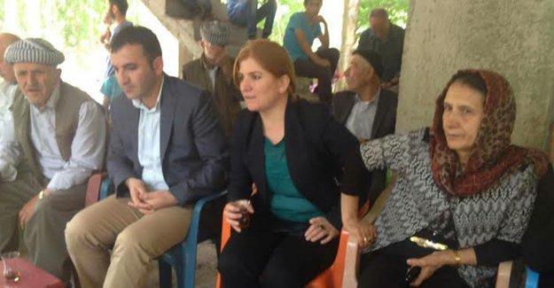 HDP'li Ferhat Encü Roboski'ye ulaştı