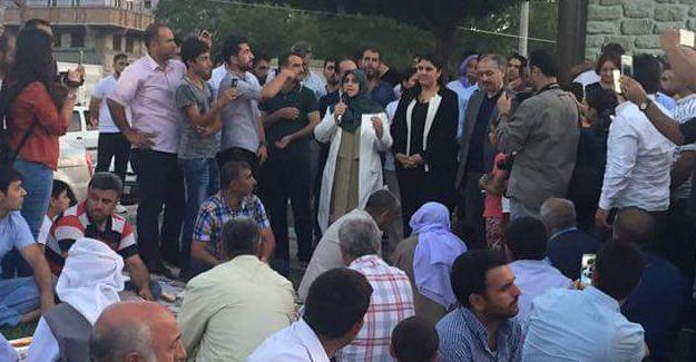 HDP'li Hüda Kaya: Yeryüzünü cehenneme çevirdiğiniz kadar cehennemliksiniz