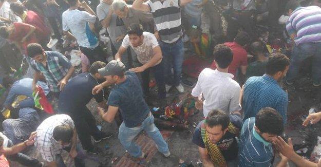 HDP'nin Diyarbakır mitingindeki bombalı saldırıya ilişkin dava Ankara'ya nakledildi